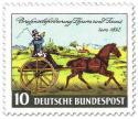 Postbeförderung Thurn und Taxis