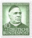 Briefmarke: Sebastian Kneipp (Theologe)