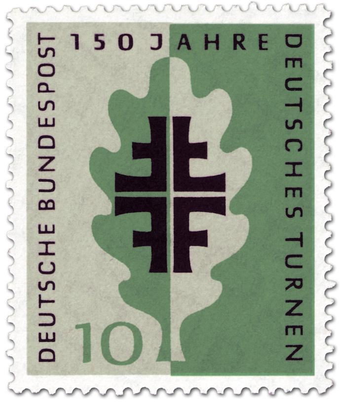 Eichenblatt Und Turnerkreuz 150 Jahre Deutsche Turnerbewegung
