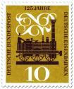 125 Jahre Deutsche Eisenbahn (Adler Dampflok)