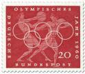 Diskuswerfen und Speerwerfen (Olympisches Jahr 1960)