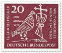 Eucharistischer Weltkongress München (Taube, Kelch und Kreuz) 40