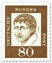 Briefmarke: Heinrich von Kleist (Dramatiker, Lyriker)