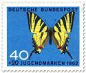 Schmetterling Segelfalter