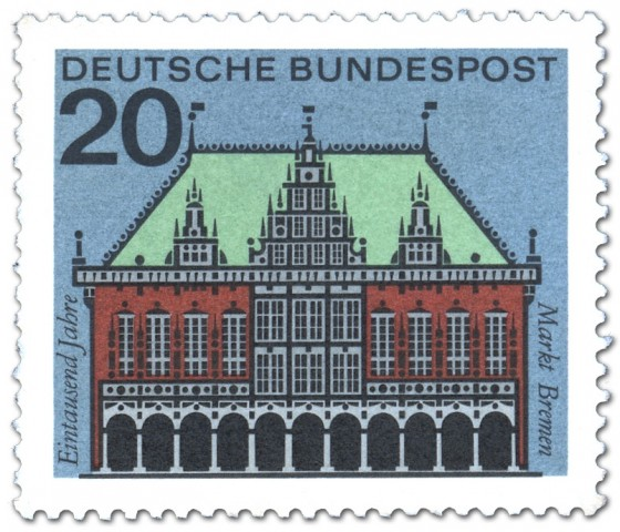 Bremen (Rahthausmarkt)