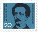Briefmarke: Ferdinand Lassalle 100 Todestag