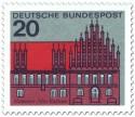 Briefmarke: Hannover Altes Rathaus