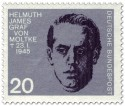 Briefmarke: Helmuth James Graf von Moltke