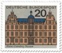 Briefmarke: Mainz Gutenberg Museum