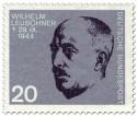 Briefmarke: Wilhelm Leuschner