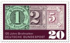 125 Jahre Briefmarken