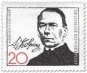 Briefmarke: Adolph Kolping (katholischer Priester)