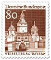 Briefmarke Ellinger Tor