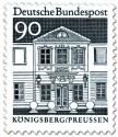 Briefmarke Zschokkesches Stift