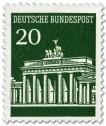 Brandenburger Tor 20 (Grün)