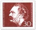 Briefmarke: Werner von Siemens (Erfinder)
