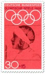 Briefmarke: Helene Mayer (Fechterin)