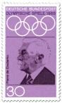 Pierre de Coubertin (Begründer Olympische Spiele Neuzeit)