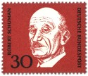Briefmarke: Robert Schumann (Französischer Politiker)