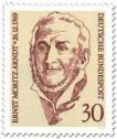 Briefmarke: Ernst Moritz Arndt (Schriftsteller)