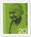 Mahatma Gandhi Bild