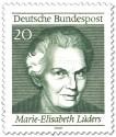 Briefmarke: Marie Elisabeth Lüders (Frauenrechtlerin)