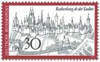 Rothenburg Ob Der Tauber Stadtansicht