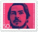 Friedrich Engels Briefmarke