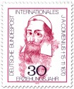 Briefmarke: Johann Amos Comenius (Philosoph, Theologe)