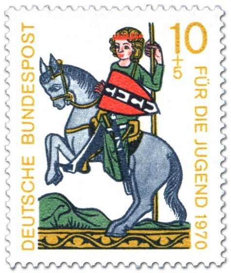 Briefmarke: Ritter Heinrich von Runge