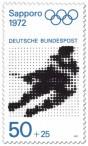 Briefmarke: Eishockey  (Olympische Winterspiele Sapporo 1972)