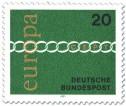 Briefmarke: Europamarke 1971 (Kette)
