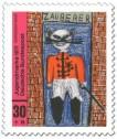 Briefmarke: Kinderbild: Der gestiefelte Kater