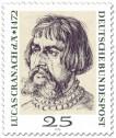 Lucas Cranach d. Ä. (Portrait von Dürer)