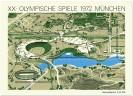 Briefmarke: Olympiablock: Olympische Sommerspiele 1972 in München