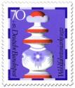 Briefmarke: König (Schachfigur)