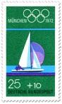 Segelboot, Segeln  (Olympische Spiele 1972)