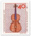 Geige aus dem 18. Jahrhundert