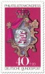 Briefmarke: Posthausschild Hessen Kassel