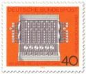 Briefmarke: Rechenmaschine von Wilhelm Schickard