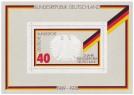 Briefmarke: 25 Jahre Bundesrepublik Deutschland