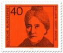 Briefmarke: Helene Lange (Frauenrechtlerin)