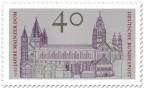 Briefmarke: Dom zu Mainz (1000 Jahre)