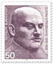 Briefmarke: Gustav Stresemann (Politiker)
