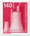 Briefmarke: Heizkraftwerk