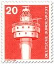Briefmarke: Leuchtturm 1975