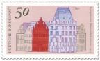 Briefmarke: Trier - Historische Häuser, Steipe