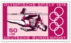 Hochsprung der Männer (Olympia 1976)