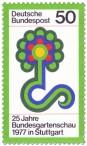 Bundesgartenschau 1977, Blumen-Logo