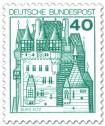 Briefmarke: Burg Eltz